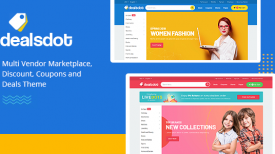 [Free Download] Dealsdot – Multi Vendor Marketplace Theme (Nulled) [Latest Version]
