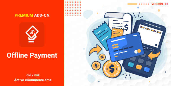 [Free Download] Active eCommerce Offline Payment Add-on (Nulled) [Latest Version]