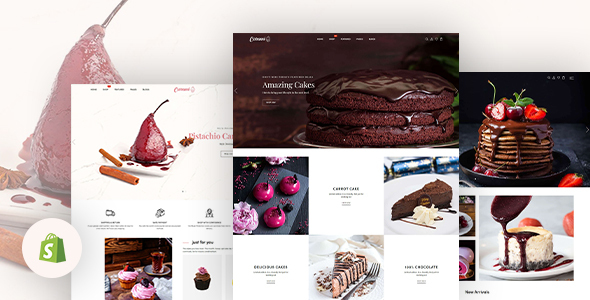 [Free Download] Carami – Cake & Bakery Responsive Shopify Theme (Nulled) [Latest Version]