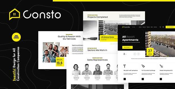 [Free Download] Consto | Industrial Construction Company Joomla Template (Nulled) [Latest Version]