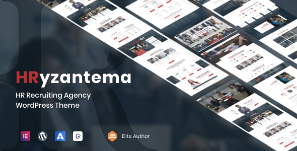 [Free Download] Hryzantema – Human Resources & Recruiting WordPress (Nulled) [Latest Version]