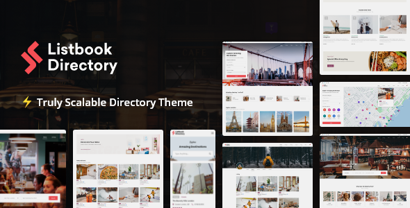 [Free Download] Listbook – Directory Listing WordPress Theme (Nulled) [Latest Version]