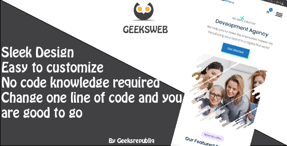 [Free Download] Geeksweb – Java (Nulled) [Latest Version]