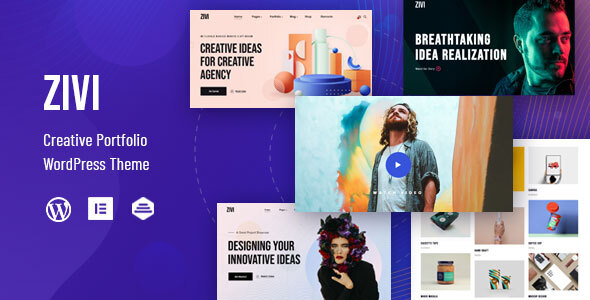 [Free Download] Zivi – Contemporary Creative Agency Theme (Nulled) [Latest Version]