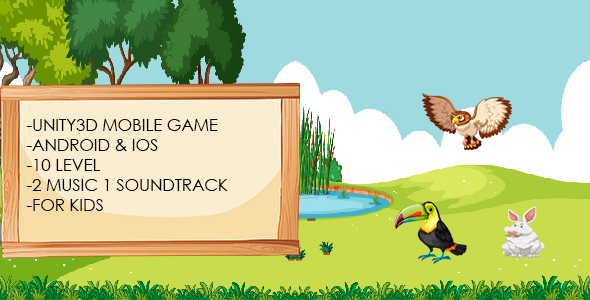 [Free Download] Found Object(Kid Game UNITY3D 2020.1) (Nulled) [Latest Version]