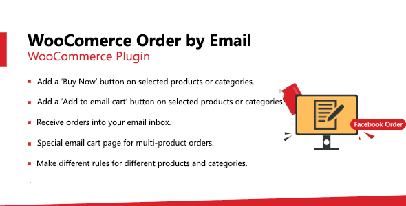[Free Download] WooCommerce Order by Email (Nulled) [Latest Version]