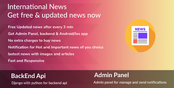 [Free Download] Flutter News Complete App, Android Ios News App (Nulled) [Latest Version]