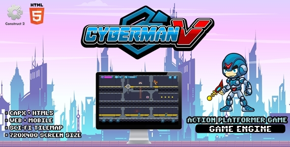 [Free Download] Cyberman V (Game Engine) (Nulled) [Latest Version]