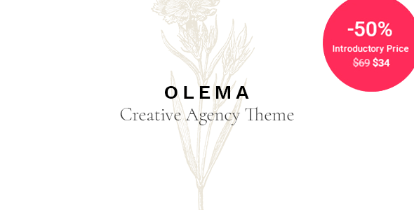 [Free Download] Olema – Creative Agency Theme (Nulled) [Latest Version]