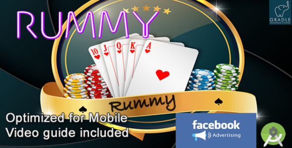 [Free Download] RUMMY (Facebook + Admob + Android Studio) (Nulled) [Latest Version]