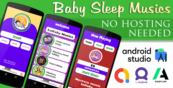[Free Download] Baby Sleep Musics (Nulled) [Latest Version]