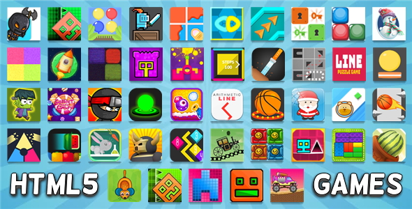[Free Download] 45 HTML5 GAMES IN 1 BUNDLE №2 (CONSTRUCT 3 / CONSTRUCT 2 / CAPX / C3P) NEW! (Nulled) [Latest Version]