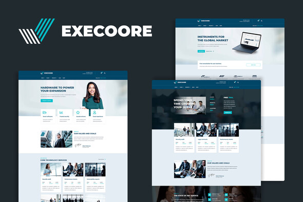 [Free Download] Execoore – Tech & Fintech Crypto Elementor Template Kit (Nulled) [Latest Version]