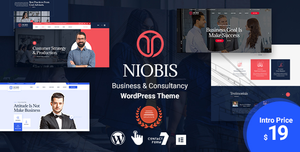 [Free Download] NioBis – Corporate Consulting WordPress Theme (Nulled) [Latest Version]