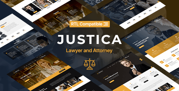 [Free Download] Justica – Lawyer and Attorney Website Template (Nulled) [Latest Version]