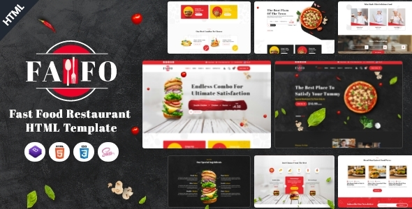 [Free Download] Fafo – Fast Food & Restaurant HTML Template (Nulled) [Latest Version]