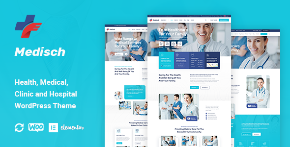 [Free Download] Medisch – Health & Medical WordPress Theme (Nulled) [Latest Version]