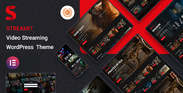 [Free Download] Streamit   Video Streaming WordPress Theme (Nulled) [Latest Version]