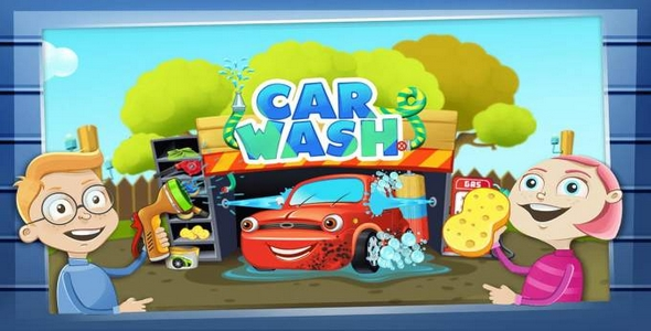 [Free Download] Car Wash Salon Game Unity project (Nulled) [Latest Version]