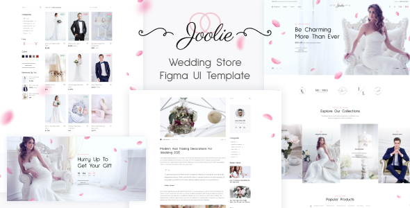 [Free Download] Joolie – Wedding Store HTML Template (Nulled) [Latest Version]