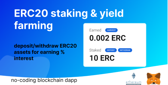 [Free Download] FarmFactory – Ethereum assets staking & yield farming (Nulled) [Latest Version]