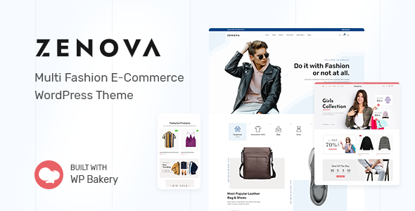 [Free Download] Zenova – Fashion WooCommerce WordPress Theme (Nulled) [Latest Version]