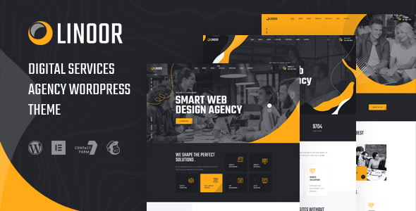 [Free Download] Linoor – Digital Agency Services WordPress Theme (Nulled) [Latest Version]