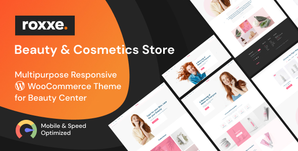 [Free Download] Roxxe – Beauty Salon WooCommerce Theme (Nulled) [Latest Version]