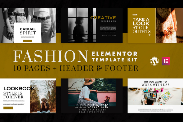 [Free Download] Fashion Spirit – WooCommerce Elementor Template Kit (Nulled) [Latest Version]