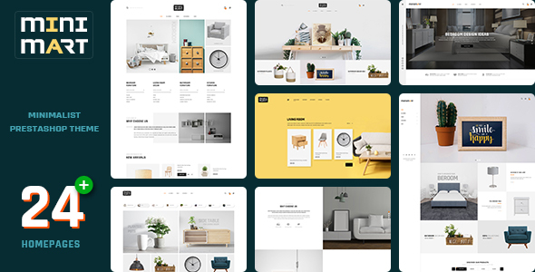[Free Download] Minimart – Minimal Furniture Store Prestashop 1.7 Theme (Nulled) [Latest Version]