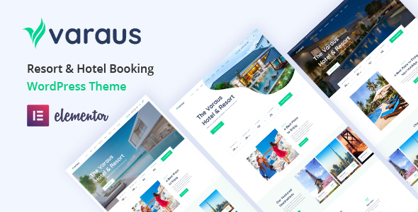 [Free Download] Varaus – Hotel Booking WordPress Theme (Nulled) [Latest Version]