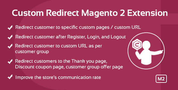 [Free Download] Custom Redirect Magento 2 Extension (Nulled) [Latest Version]