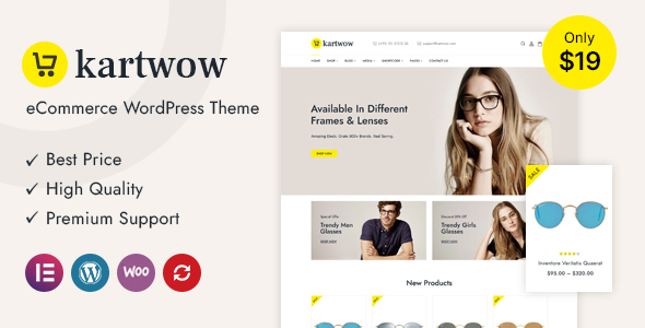 [Free Download] Kartwow Multipurpose WooCommerce Theme (Nulled) [Latest Version]