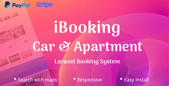 [Free Download] iBooking – Laravel Booking System (Nulled) [Latest Version]