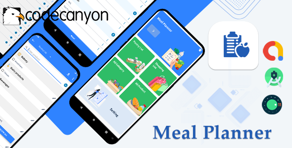 [Free Download] Free Diet and Meal planner with shopping list ready to publish template (Nulled) [Latest Version]