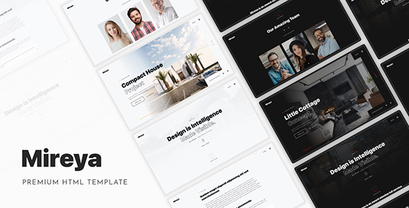[Free Download] Mireya | Creative Architecture Portfolio (Nulled) [Latest Version]