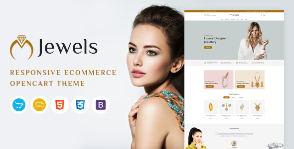 [Free Download] Jewels – Responsive OpenCart Theme (Nulled) [Latest Version]
