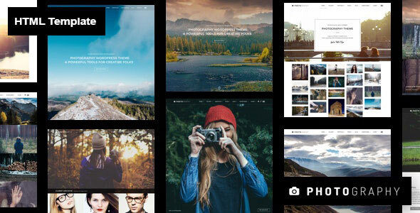 [Free Download] Grab – Photography HTML Template (Nulled) [Latest Version]