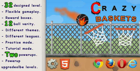 [Free Download] Crazy Basket (Nulled) [Latest Version]