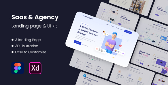 [Free Download] SaaS & Agency Landing Page (Nulled) [Latest Version]