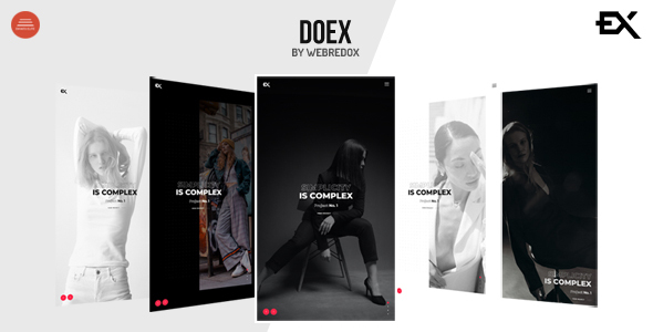 [Free Download] Doex – Creative Portfolio WordPress Theme (Nulled) [Latest Version]