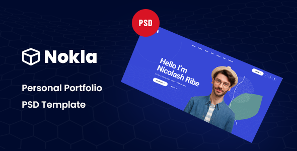 [Free Download] CVE Personal Portfolio PSD Template (Nulled) [Latest Version]