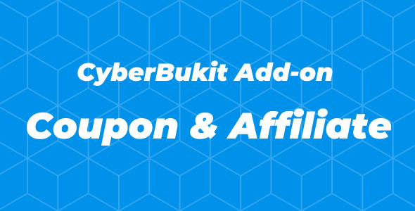 [Free Download] CyberBukit Add-on – Coupon and Affiliate (Nulled) [Latest Version]