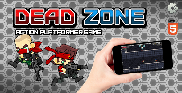 [Free Download] Dead Zone – Html5 Game (Nulled) [Latest Version]