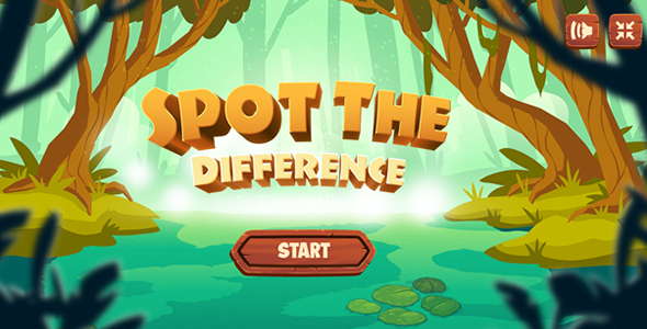 [Free Download] Spot the Difference – HTML5 Game (Construct 3) (Nulled) [Latest Version]