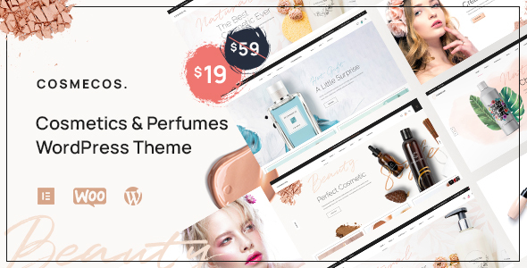 [Free Download] Cosmecos | Cosmetics & Perfumes WordPress Theme (Nulled) [Latest Version]