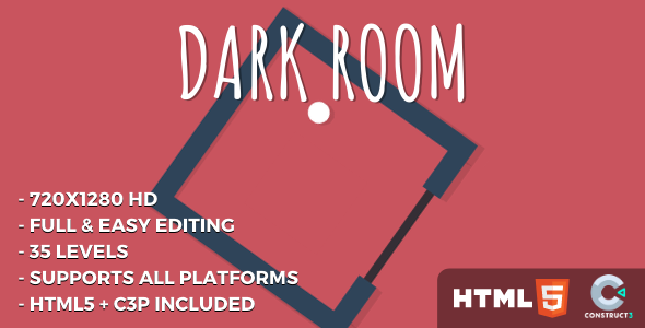 [Free Download] Dark Room – HTML5 Game (Nulled) [Latest Version]