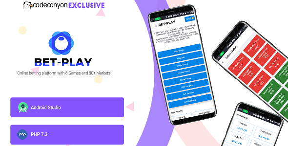 [Free Download] Betplay – Online Matka betting platform with 8 Games and 80+ markets (Nulled) [Latest Version]