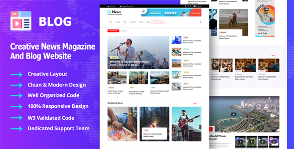 [Free Download] Newsly – Laravel Blog & News Magazine Script (Nulled) [Latest Version]
