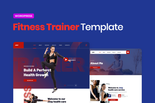 [Free Download] Josy – Sport & Fitness Elementor Template Kit (Nulled) [Latest Version]